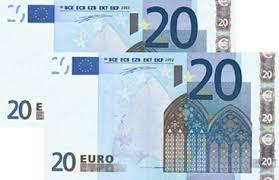 40 europlaatje